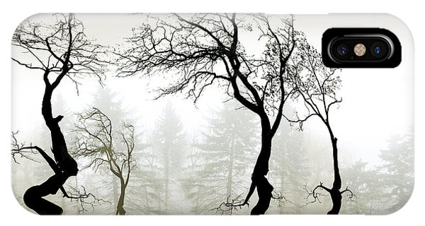 In The Mist Phone Case by Igor Zenin