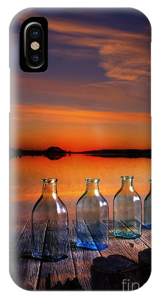 Salo iPhone Case - In The Morning At 4.33 by Veikko Suikkanen