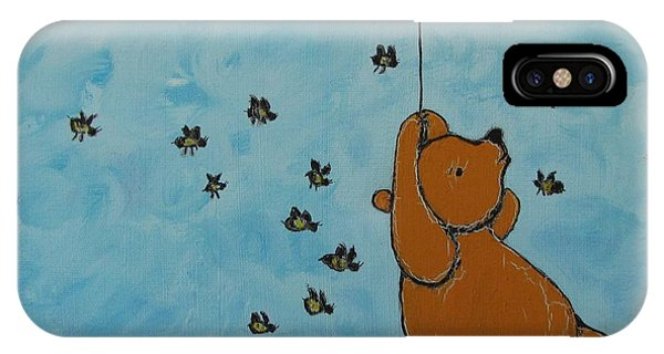 In The Pursuit Of Honey IPhone Case