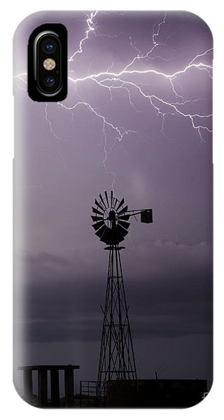 In The Still Of Night IPhone Case