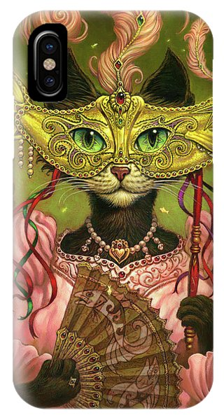 Digital iPhone Case - Incatneato by Jeff Haynie