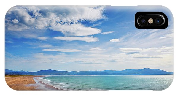 Imposing iPhone Case - Inch Beach, Dingle Peninsula, County by Panoramic Images