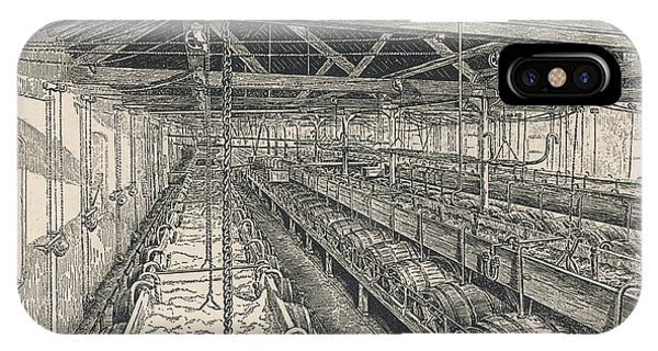 Ind Coope Brewery, Burton Phone Case by Mary Evans Picture Library
