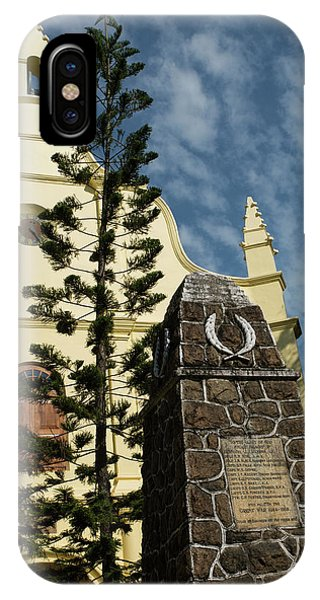 Kerala iPhone Case - India, Cochin St Francis Csi Church by Cindy Miller Hopkins