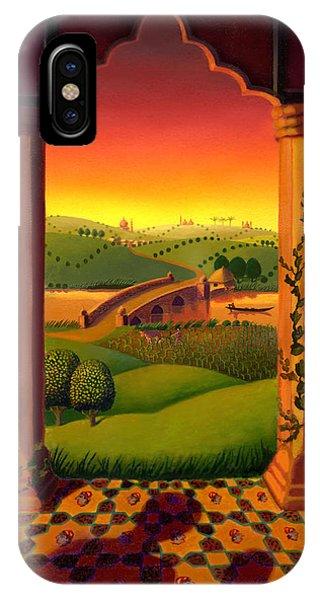 India Landscape IPhone Case