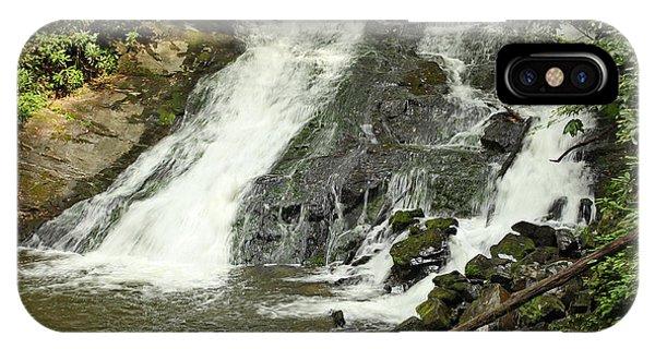 Indian Creek Falls IPhone Case