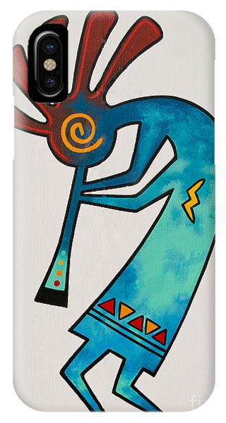 IPhone Case featuring the photograph Indian Dance Two by Mae Wertz