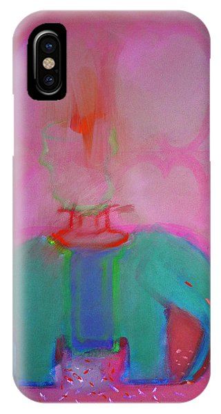 Indian Elephant IPhone Case