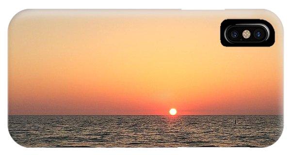 Indian Rocks Sunset 1 IPhone Case