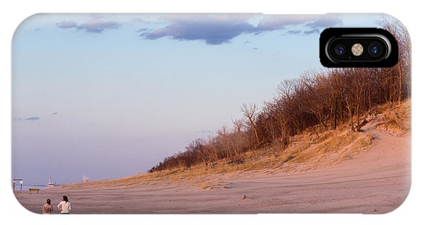 Indiana Dunes National Lakeshore IPhone Case