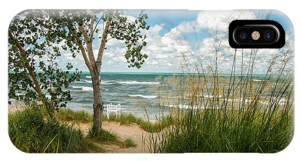 Indiana Sand Dunes State Park IPhone Case