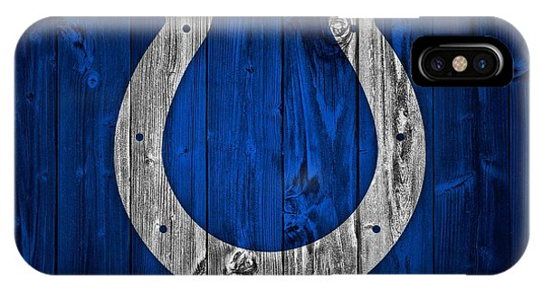 Indianapolis Colts Barn Door IPhone Case
