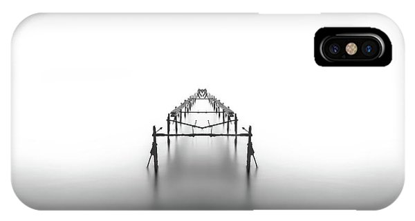 Pond iPhone Case - Infinity II by Bill Peppas