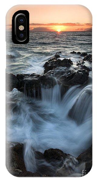 Cauldron iPhone Case - Influx by Mike  Dawson