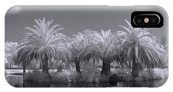 Infrared On A Sunny Afternoon IPhone Case