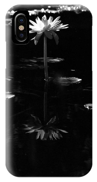 Infrared - Water Lily 03 IPhone Case