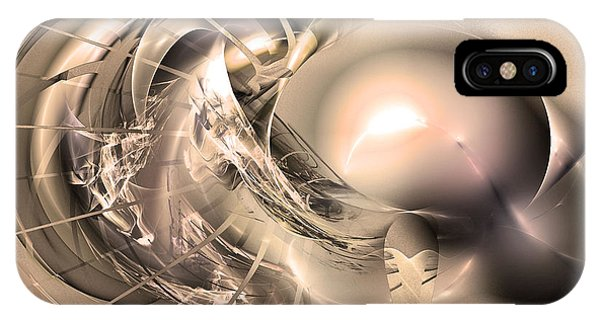 Initium - Abstract Art IPhone Case