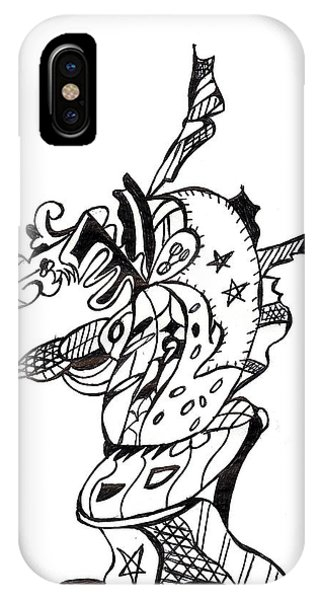 Ink 7 IPhone Case