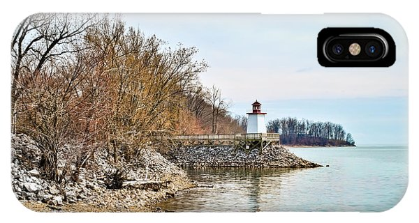 Inlet Lighthouse 2 IPhone Case