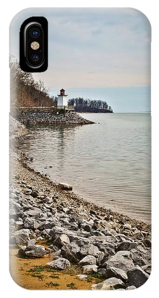 Inlet Lighthouse 3 IPhone Case