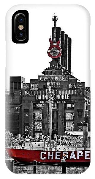 Inner Harbor IPhone Case