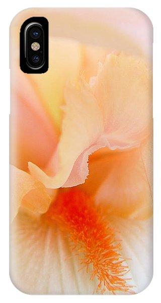 Inner Iris 1 Of 4 IPhone Case