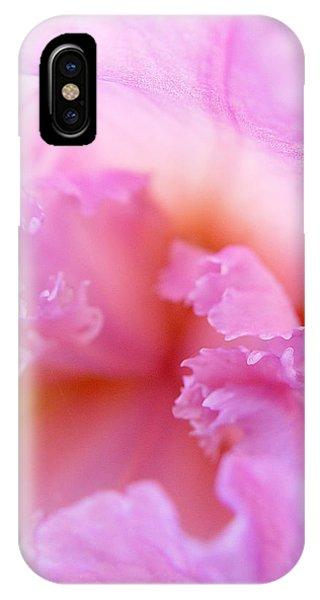 Inner Iris-2of4 IPhone Case