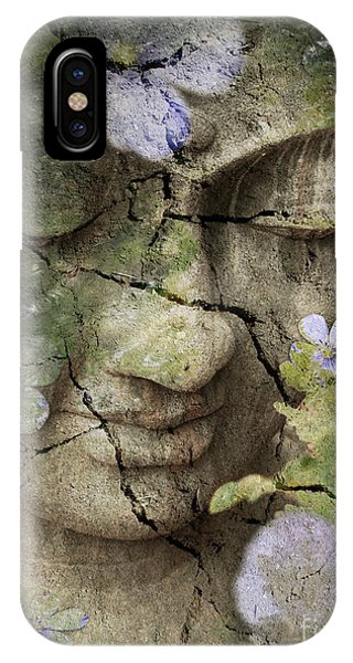 Peace iPhone Case - Inner Tranquility by Christopher Beikmann