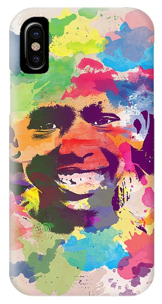 Lupita iPhone Case - Innocence by Anthony Mwangi