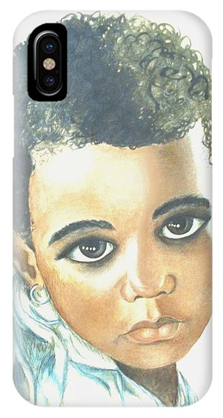 Innocent Sorrow IPhone Case