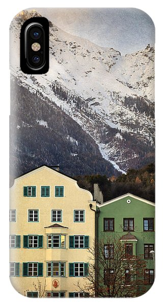 Innsbruck IPhone Case