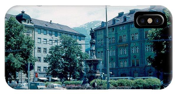 Innsbruck Austria 3 1962 Phone Case by Cumberland Warden