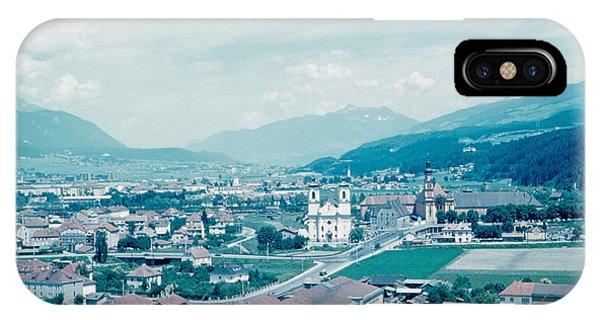 Innsbruck Austria 4 1962 Phone Case by Cumberland Warden