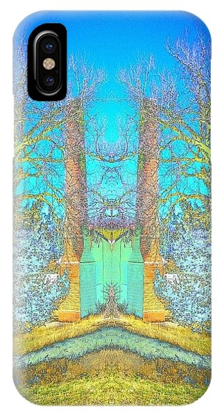 Insane Incinerator IPhone Case