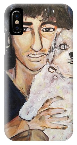 Inseparable Sunny And Milly IPhone Case