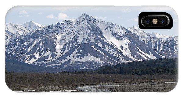 Inside Denali National Park 4 IPhone Case