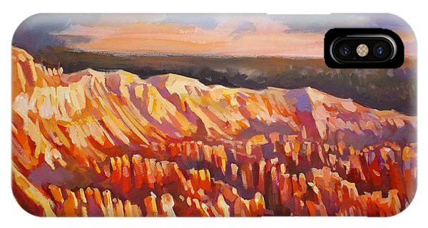 Inspiration Point - Bryce Canyon Phone Case by Filip Mihail