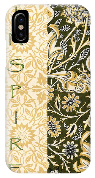 Inspire Phone Case by Ricki Mountain