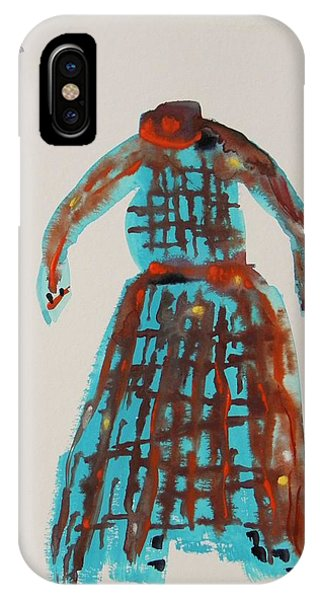 Inspired By Vuillard IPhone Case
