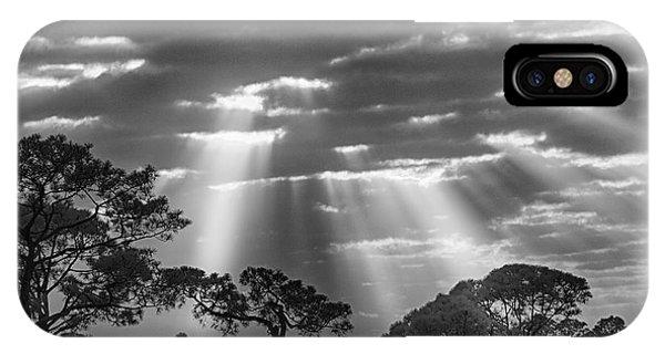 Wakulla iPhone Case - Inspiring Light by Jurgen Lorenzen