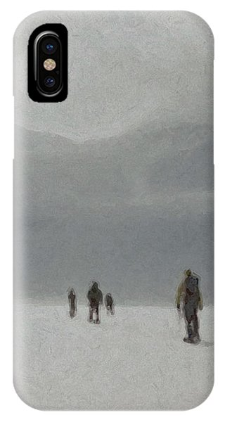 Insurmountable IPhone Case