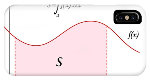 Calculus iPhone Case - Integral Calculus by Science Photo Library