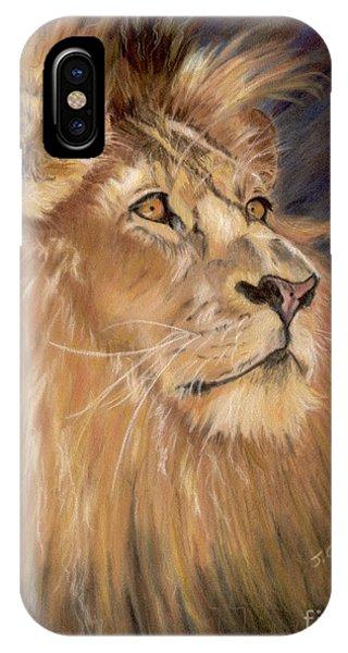 Intense Pride Phone Case by Jan Gibson