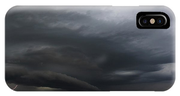 Intense Storm Cell IPhone Case