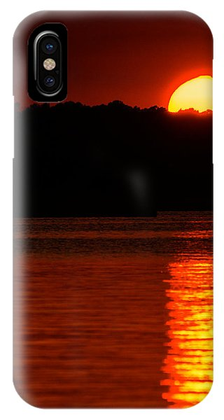Intense Sunset IPhone Case