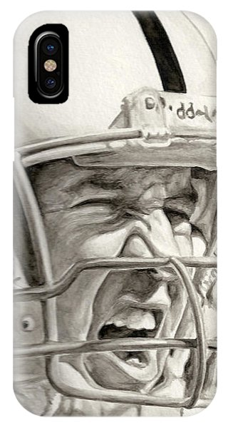 Intensity Peyton Manning IPhone Case