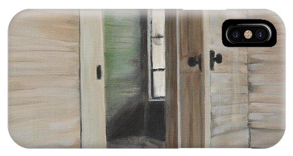 Interior Doorway IPhone Case