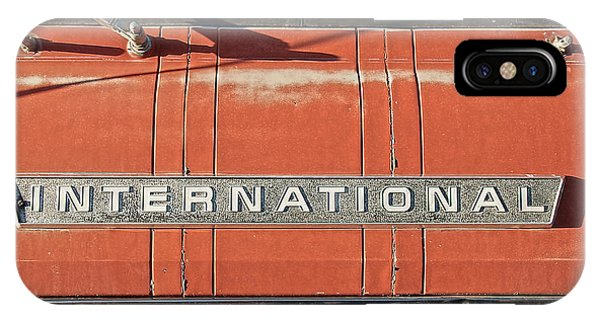 International IPhone Case