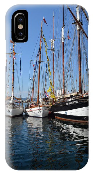 International Sailing Festival In Bergen Norway 2 IPhone Case