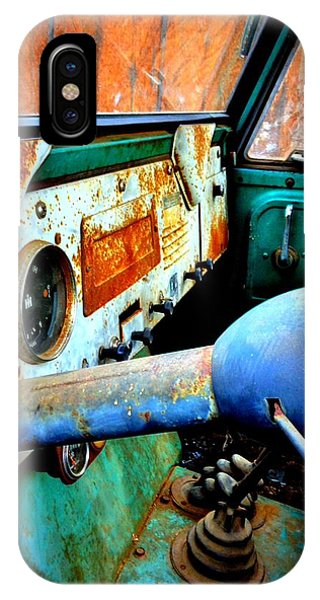 International Scout Interior IPhone Case